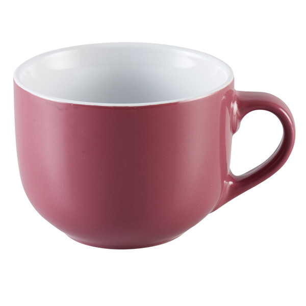 "Jumbobecher ""Colori"" in Pink"