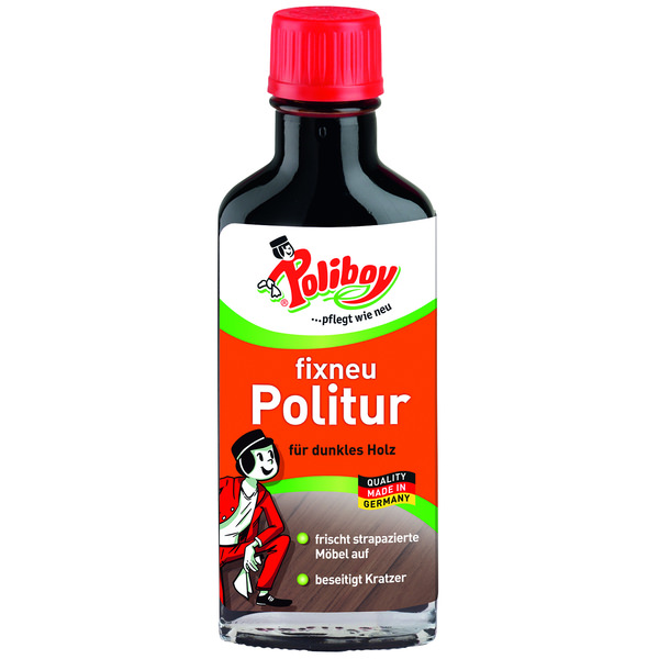 "Poliboy Poliboy ""fixneu Politur"" für dunkles Holz"