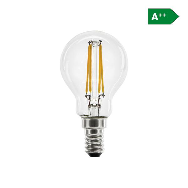KODi Filament-LED-Leuchtmittel - Mini-Globe