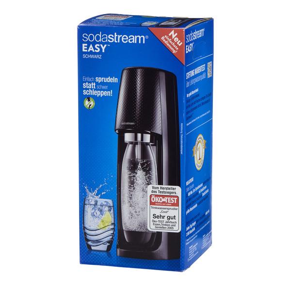 "Sodastream ""Easy"" in Schwarz"