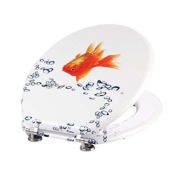 """Provida WC-Sitz """"Fisch"""""""