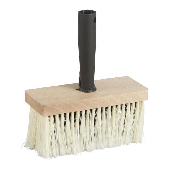 Kleister- oder Deckenbürste