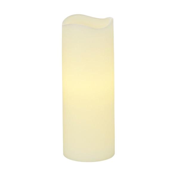 LED-Echtwachskerze