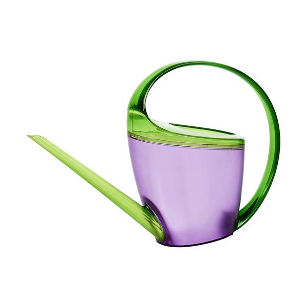 "Violett-grüne Gießkanne ""Loop"""