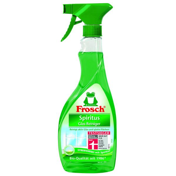 Frosch Frosch Spiritus Glasreiniger