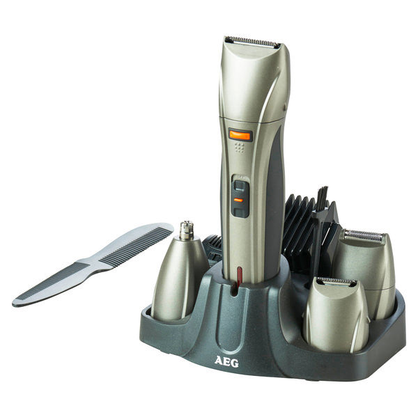 AEG - Perfekt in Form und Funktion AEG Haarschneider BHT 5640