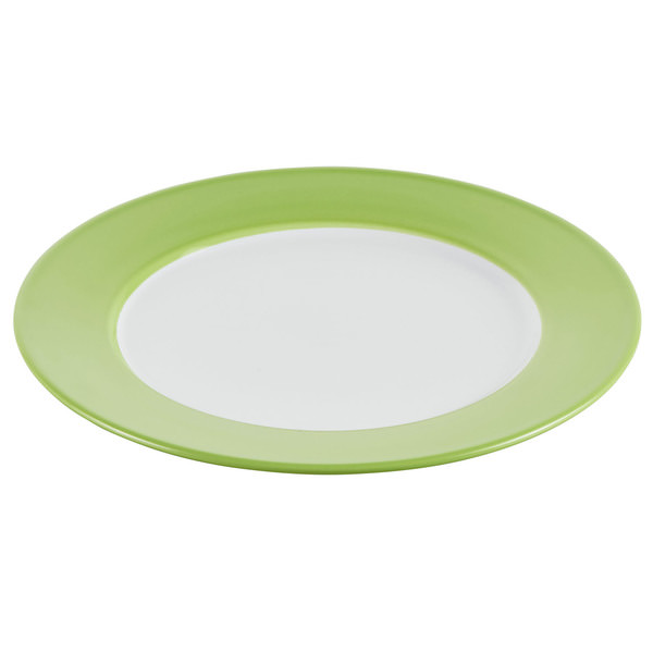 "Dessertteller ""Colori"" in Grün"