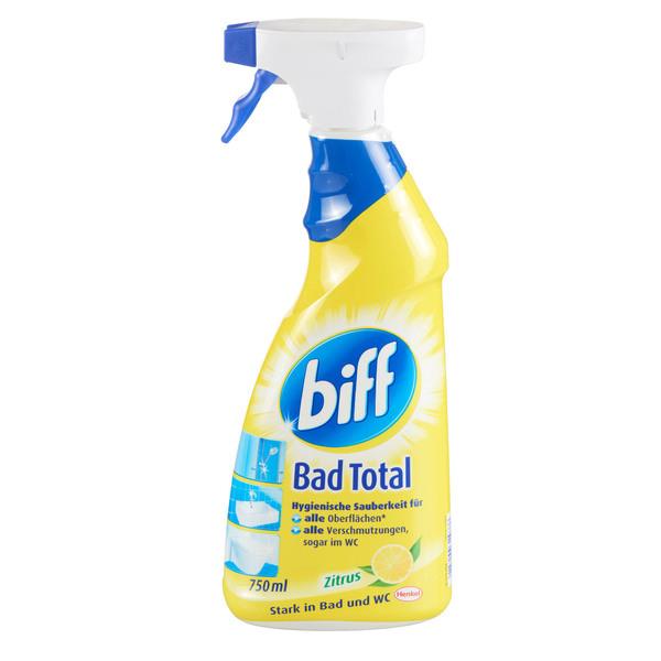 """biff Biff Bad-Reiniger """"Total Zitrus"""""""