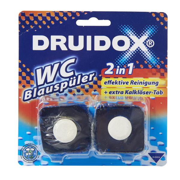 Druidox WC-Blauspüler