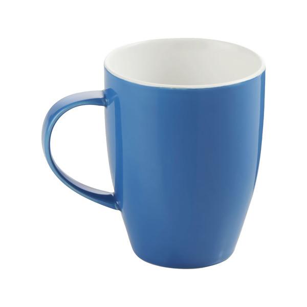 """Kaffeebecher """"Colori"""" in Blau"""
