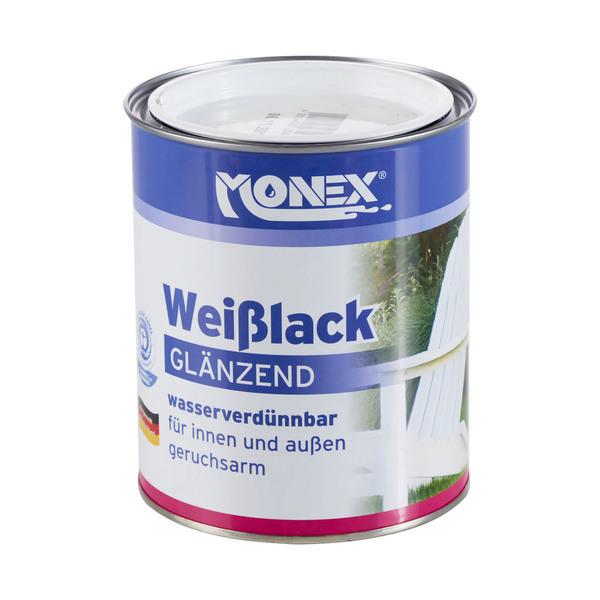 Monex Monex Weisslack glänzend