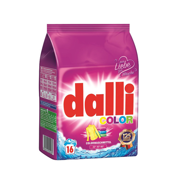 my dalli Dalli Colorwaschmittel