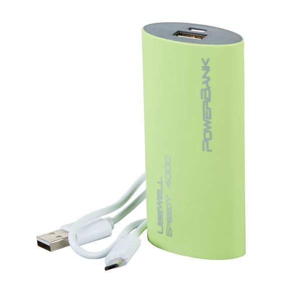 USB-Ladegerät in Grün