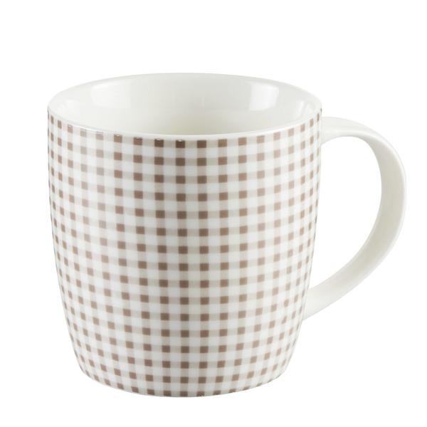 "Kaffeebecher ""Karo"""
