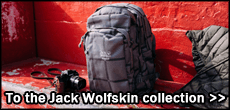 Teaser Jack Wolfskin collection
