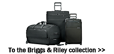 Teaser Briggs & Riley collection