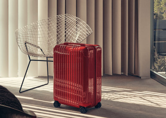 Rimowa-Trolley