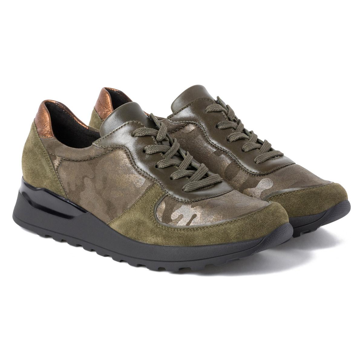 Sneaker Camouflage Oliv 0QfklfUC