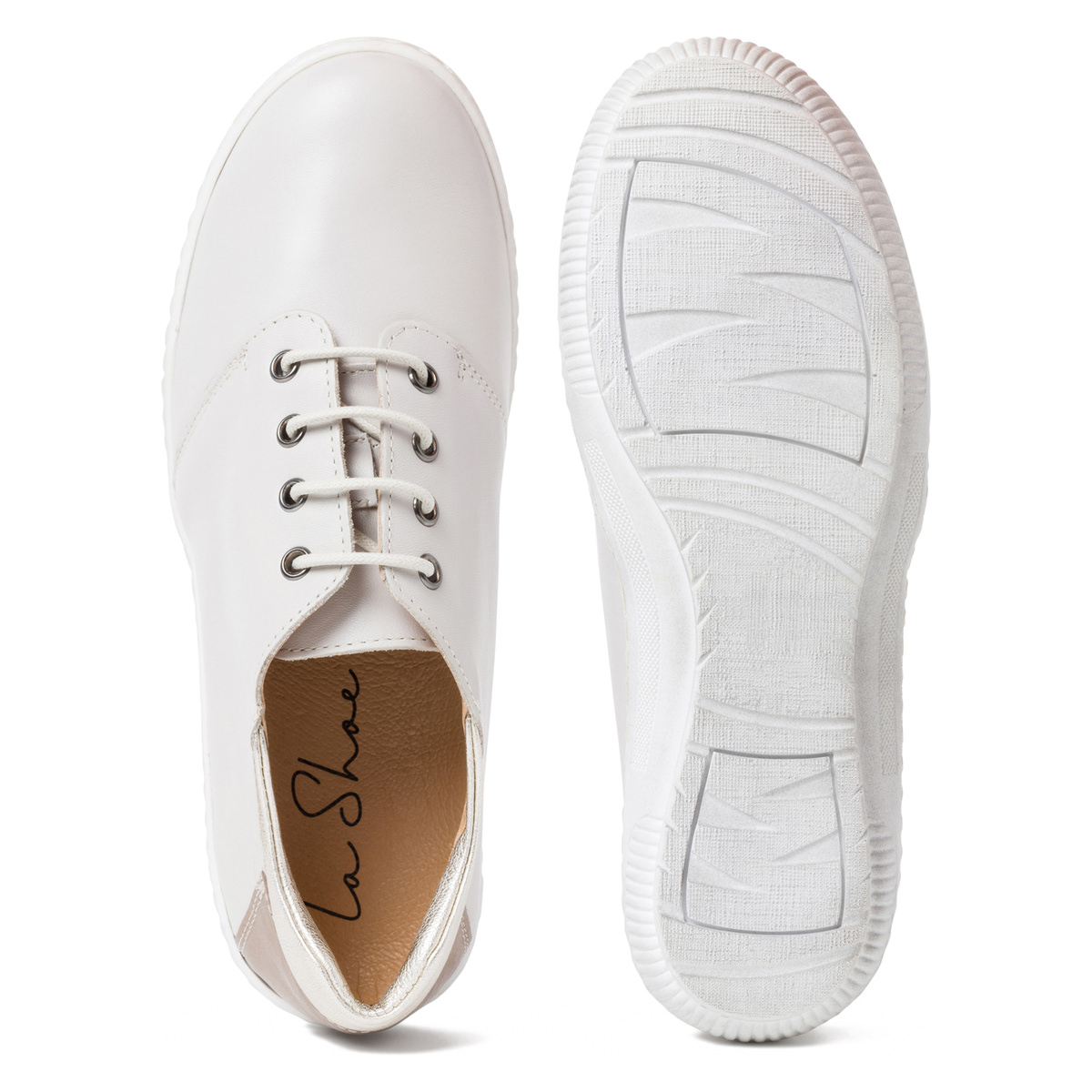Sneaker Clean-Chic Offwhite