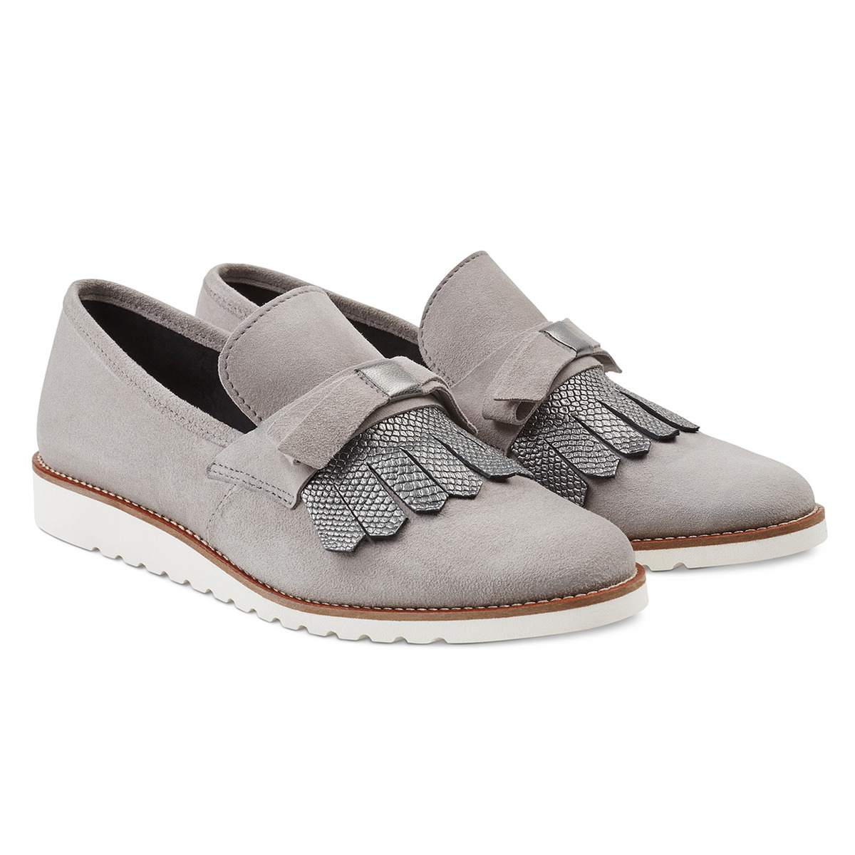 Slipper Light weight Grau