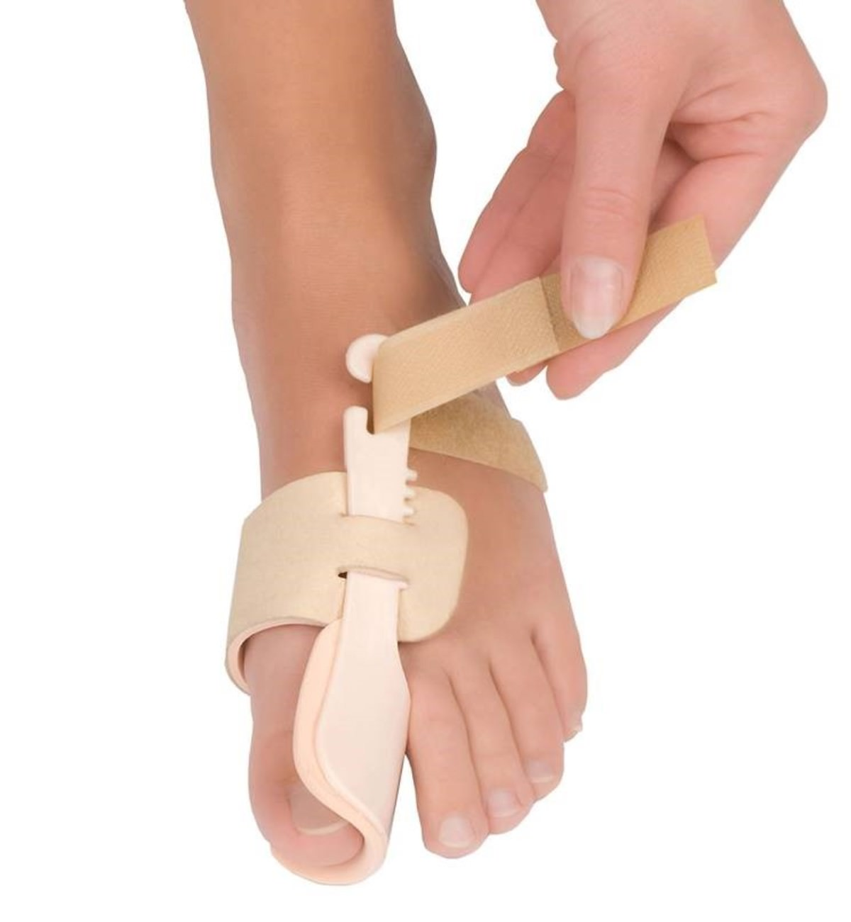 Hallux Bandage, links Gr. 41-46