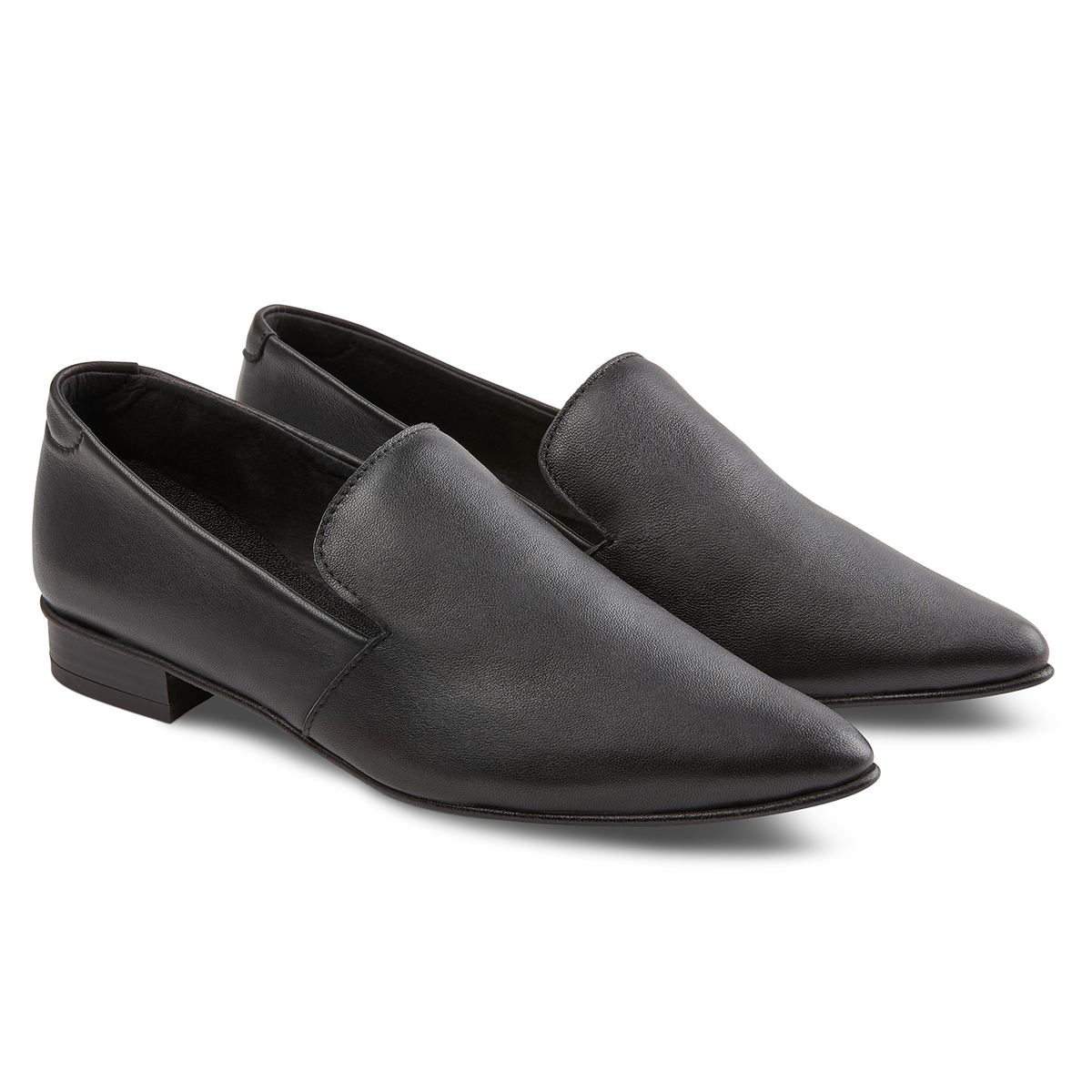 Business Loafer Schwarz