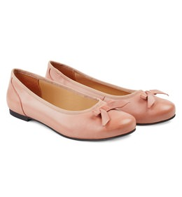Ballerina mit Steg Apricot sWPfKtS8IB