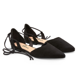 check out 50e19 0d4d4 Ballerina Ghillies Schwarz