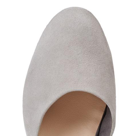 best sneakers 43974 15752 Sling-Ballerina Grau