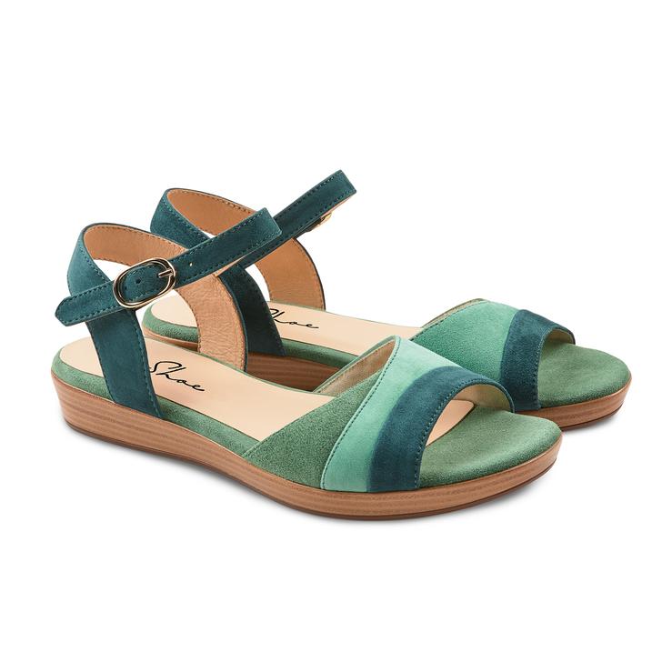 Hallux Comfort Sandale