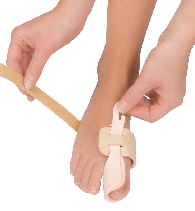 Hallux Bandage, rechts Gr. 41 46