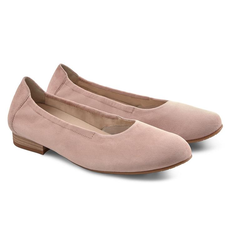 Ballerina, Wechselfußbett, Weite H | Ballerinas | Schuhe