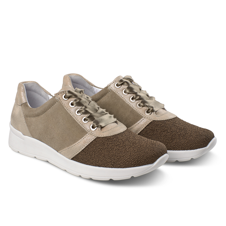 huge selection of 8c775 f65d8 Sneaker Softknit Khaki