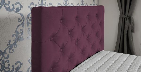boxbett concord isabella brombeer im matratzen concord. Black Bedroom Furniture Sets. Home Design Ideas