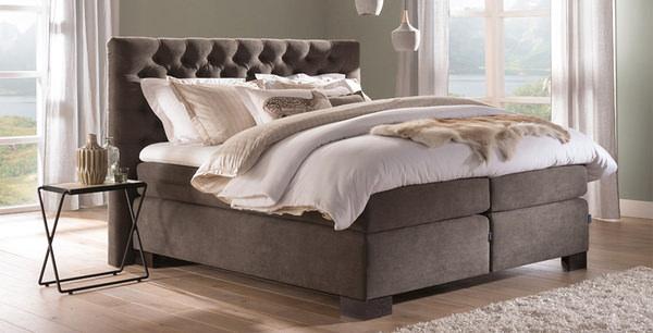 boxspringbett empire elit hunter im matratzen concord onlineshop zu bestem preis kaufen. Black Bedroom Furniture Sets. Home Design Ideas