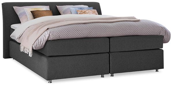 boxspringbett mio dormio casoria grey im matratzen concord onlineshop zu bestem preis kaufen. Black Bedroom Furniture Sets. Home Design Ideas