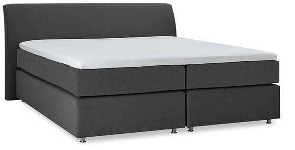 boxspringbett mio dormio casoria grey im matratzen concord onlineshop zu bestem preis kaufen. Black Bedroom Furniture Sets. Home Design Ideas