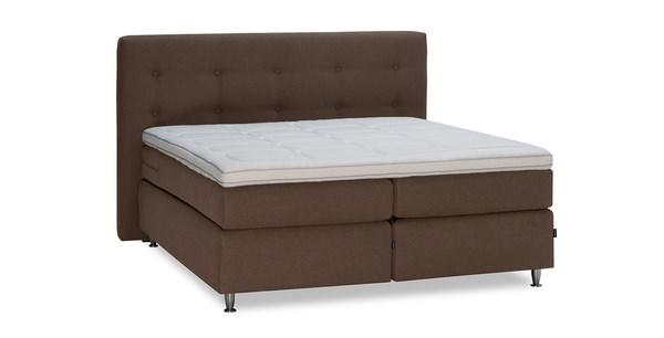 boxspringbett grande odense brown im matratzen concord onlineshop zu bestem preis kaufen. Black Bedroom Furniture Sets. Home Design Ideas