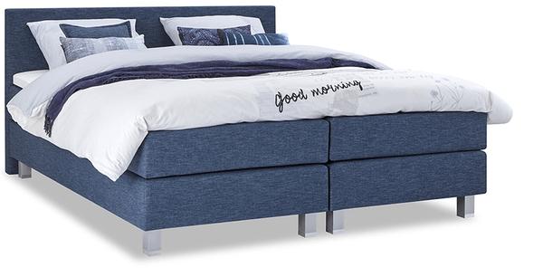 boxspringbett mio dormio avellino denim im matratzen concord onlineshop zu bestem preis kaufen. Black Bedroom Furniture Sets. Home Design Ideas
