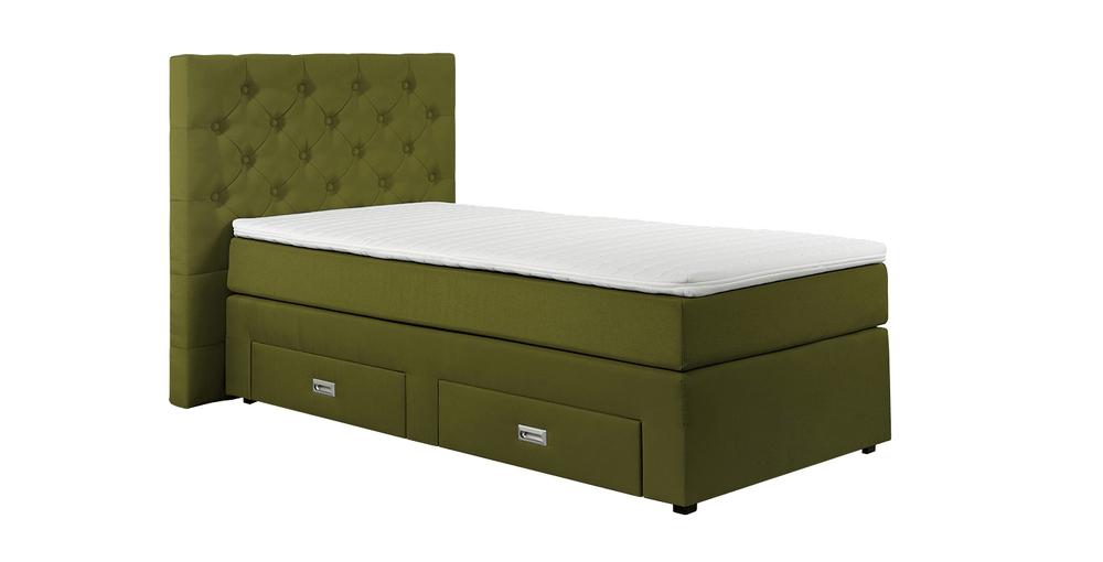 boxbett concord isabella maigr n im matratzen concord. Black Bedroom Furniture Sets. Home Design Ideas