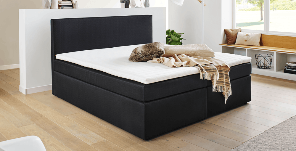 boxspringbett concord montana im matratzen concord. Black Bedroom Furniture Sets. Home Design Ideas