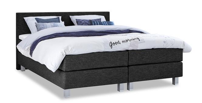 boxspringbett mio arezzo anthrazit im matratzen concord onlineshop zu bestem preis kaufen. Black Bedroom Furniture Sets. Home Design Ideas