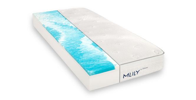 Komfortschaummatratze MLILY Deluxe 90x200 cm 23 cm hoch