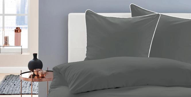 bettw sche select luxus satin anthrazit ab 135x200cm im matratzen concord onlineshop zu bestem. Black Bedroom Furniture Sets. Home Design Ideas