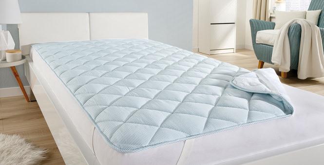 wendeauflage vitalis double im matratzen concord. Black Bedroom Furniture Sets. Home Design Ideas