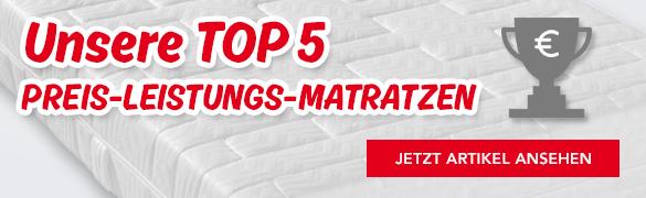 Matratzen Concord Ganz schön ausgeschlafen Matratze günstig kaufen