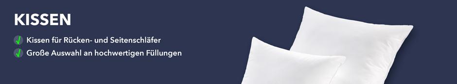 Kopfkissen online kaufen bei Matratzen Concord