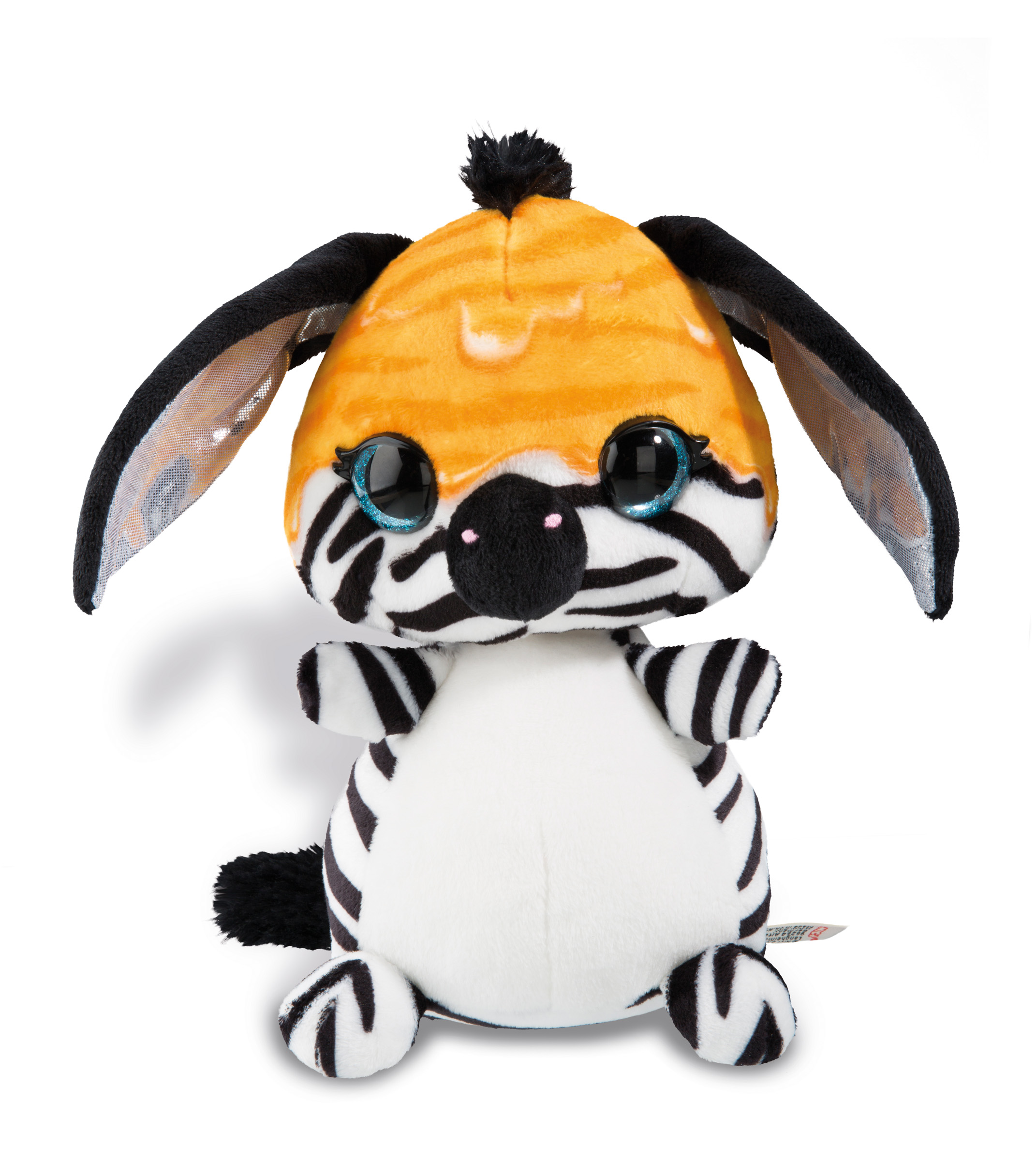 kuscheltier nicidoos zebra ijona | nicidoos | kuscheltiere