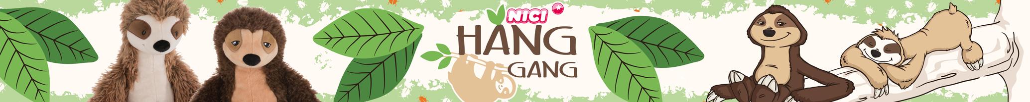 Hang Gang Faultiere