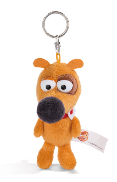 Schlüsselanhänger Hund Pat